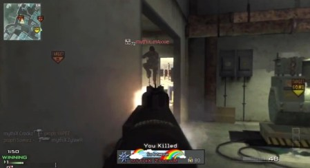 [MW3] プロゲーマー同士のSearch & Destroy対決動画 5:12