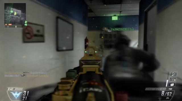 [BO2] Black Ops 2:新たなキャンパーヒーロー登場。要塞キャンプでスウォーム×2達成