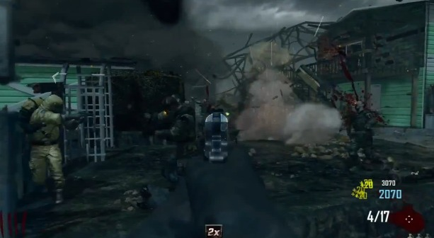 [BO2] 『Black Ops 2』NUKETOWNでゾンビモード動画! 5:08