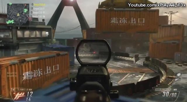 [BO2]『Black Ops 2』マルチプレイヤーのプレイ動画まとめ(16本)[更新]