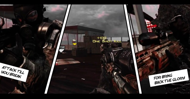 [MW3] 世界的動画エディターによる『CoD:Modern Warfare 3』ハイクオリティモンタージュ