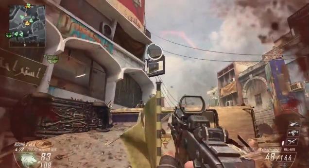 [BO2] 『Black Ops 2』新ドミネーション動画!マップは「Overflow」 1:42