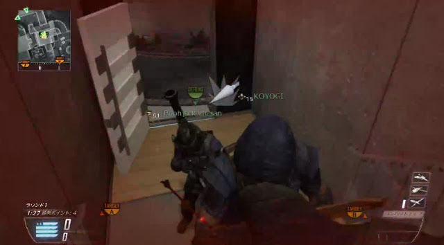 CoD:BO2:いつ死ぬの?!クロスボウのおもしろ不発バグ