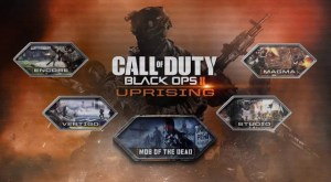 CoD:BO2:第2弾DLC「Uprising」