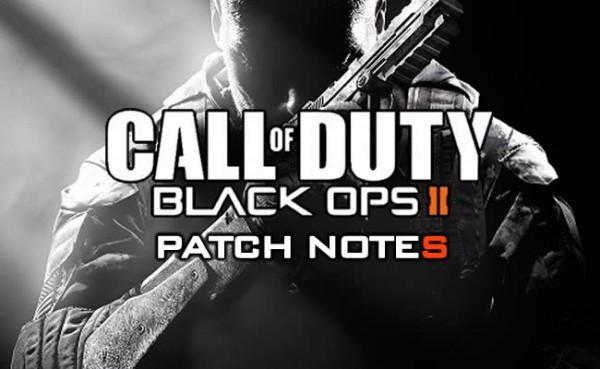 [BO2] Black Ops 2:パッチ1.08 公開。全カテゴリの武器に調整