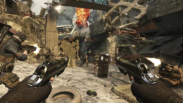 [BO2] 『Black Ops 2』マルチプレイヤー追加情報。従来のマッチとリーグ制サポート、ハードラインのボーナスは20%など