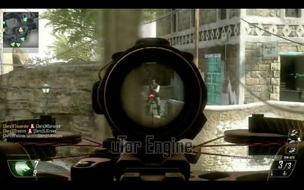 『Black Ops 2』のクロスボウにはACOGが付けられる?