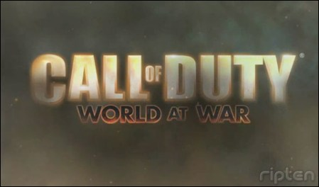 [COD:WAW] 日本未発売に終わった「Call of Duty: World At War」の面白MAP「お城」の動画