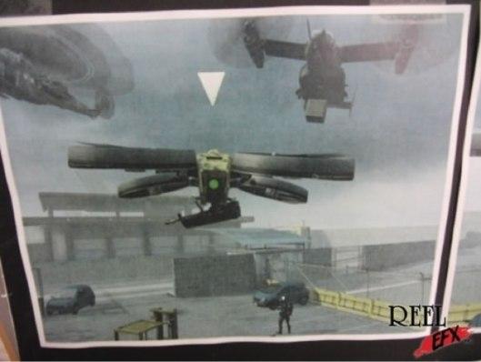 [BO2] 『Call of Duty: Black Ops 2』ゲームプレイのテストスクリーンショット流出!エンジンはCoD:MW3のものを使用?