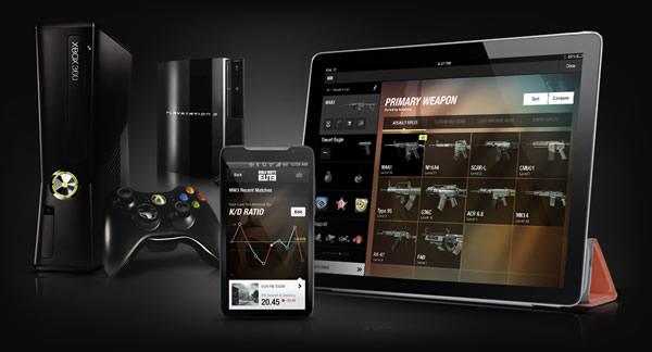 [MW3] 「Call of Duty Elite」モバイルアプリのイメージ発表!ヒートマップや戦績が確認できる模様