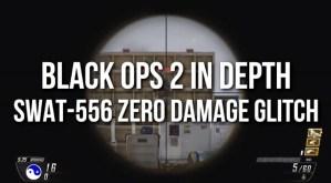 [BO2] Black Ops 2:パッチでSWATの威力が0や米粒レベルに。致命的バグ発生中