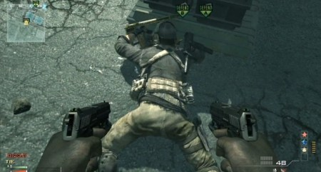 [MW3] ナイフのみでSearch & Destroyしてみた。 8:11