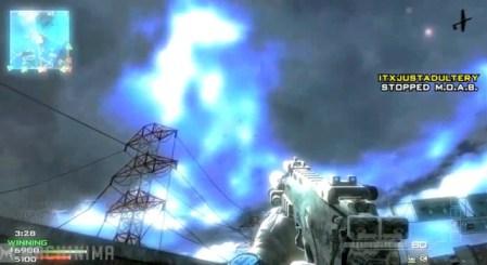 [MW3] 発動したM.O.A.B.を止める方法発見?!ジャベリンですばやく撃墜する動画