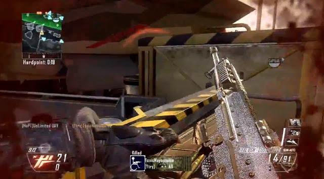 [BO2] Black Ops 2:強カスタム?FALストックファインダー&ライトウェイトで無双動画