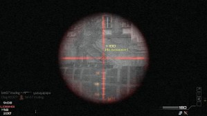[MW3] バグ?仕様?LMG+サーマルスコープで、超低反動の歩く自動機銃ごっこ(2本)[追記あり]