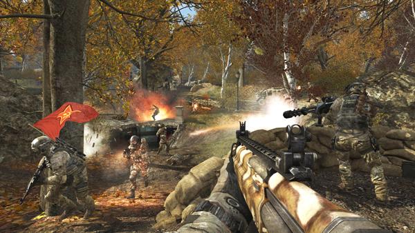 [MW3] DLC:新MAP「Liberation」と「Piazza」公開。リリースは1月24日で今後の配信予定も
