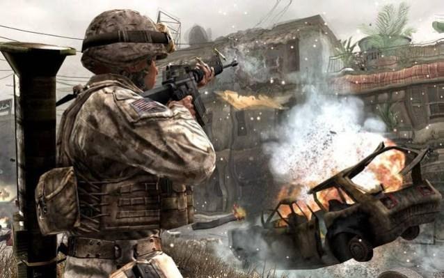 Call of Duty次回作は次世代機? IWが「次世代テクスチャ」の開発者募集