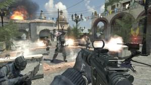 [MW3] 新マップ『Liberation』と『Piazza』のサバイバルモードプレイ動画(2本)