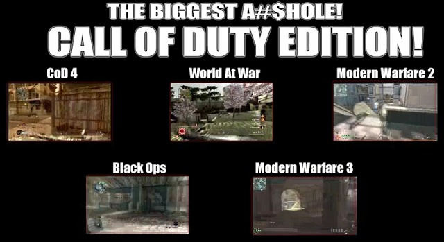 [CoD] 海外有名プレイヤーの選ぶCall of Duty シリーズの「クソ装備」(5本)