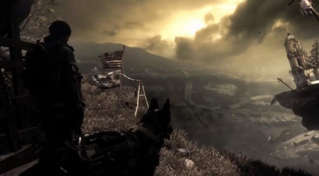 『Call of Duty-Ghosts(コールオブデューティーゴースト)』02