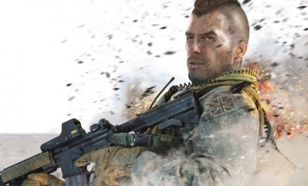 Modern Warfare John