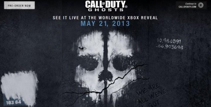 CoD:BO2:Call of Duty: Ghostsの舞台は南米ベネズエラ?!
