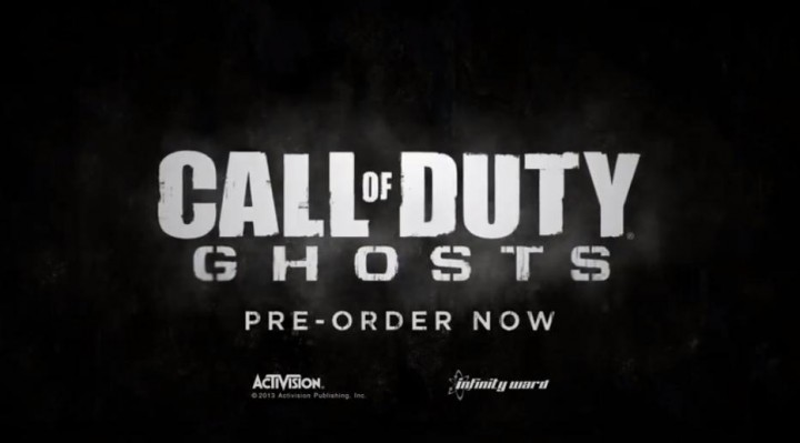 CoD:G:Call of Duty:Ghosts正式発表、ファーストトレイラー公開!