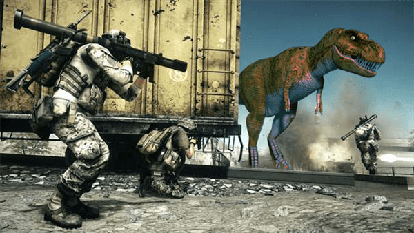 battlefield-3-gamers-want-a-dinosaur-mode-get-bf3dinos-trending