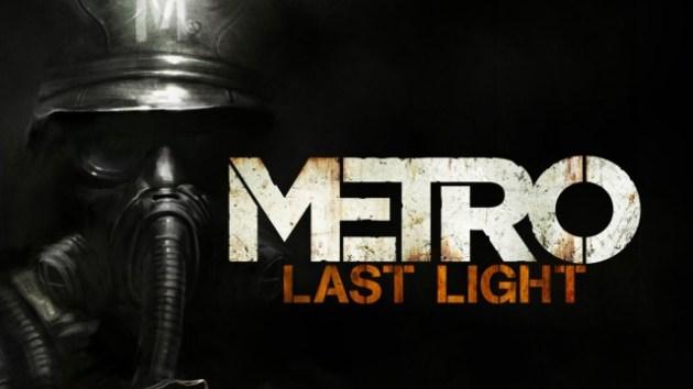 メトロ ラストライト(Metro: Last Light)