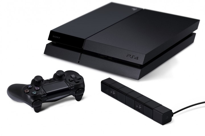 PlayStation 4は中古規制なし、オン認証なしで399ドル!本体デザインも発表