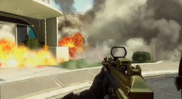 CoD:BO2:武器からロードスターのミサイルが撃てるグリッチが発覚