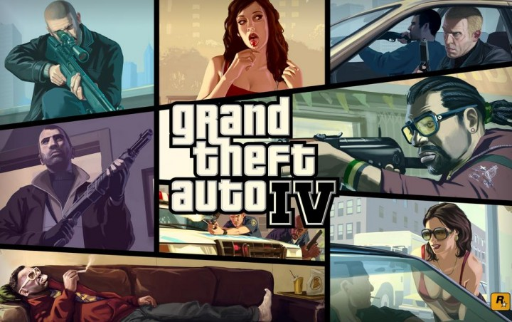 PC版 『Grand Theft Auto IV』が7日間限定で50%OFF。850円~