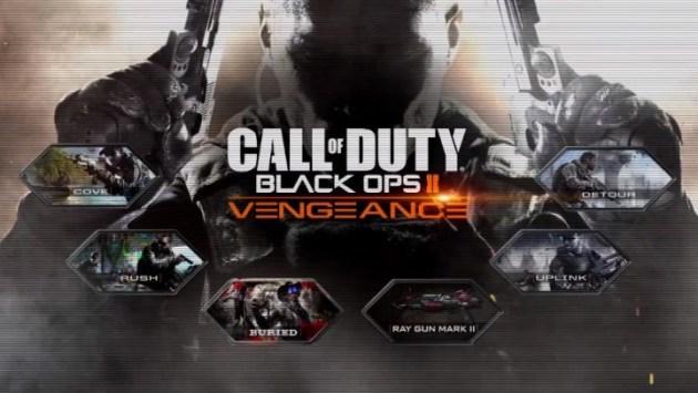 "CoD:BO2:第3弾DLC""VENGEANCE"""