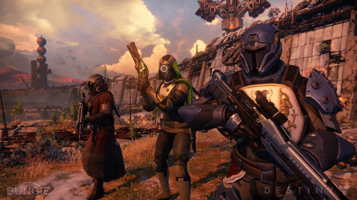 Xbox One版『Destiny』が1080pを達成、映像初公開
