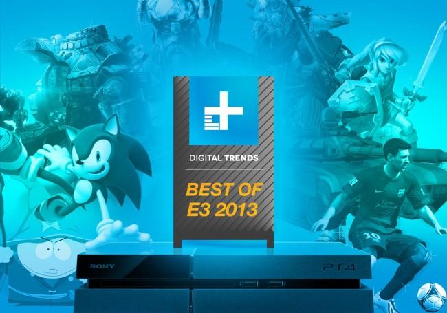 E3 2013総括: 『Titanfall』が最多ノミネート、ベストオブショウには『Destiny』や『PS4』など