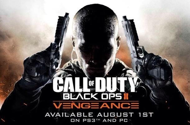"CoD:BO2:PS3/PC向け第3弾DLC""Vengeance""、配信日は8月1日!"