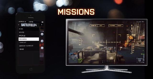 """BATTLEFIELD 4:""""Battlelog""""が超進化!ミッション作成や地域別ランキング、スマホで目標指示など"""