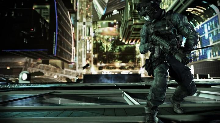 新作『CoD:ゴースト』のキャンペーンも映画的な1本道展開を採用