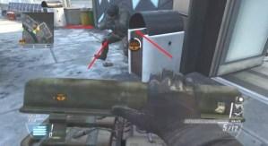 CoD:BO2:バレバレの忍者が居たので...【外人さん】