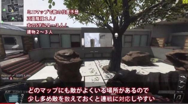 【CODBO2】バリスティック&トマホークの立回り解説動画