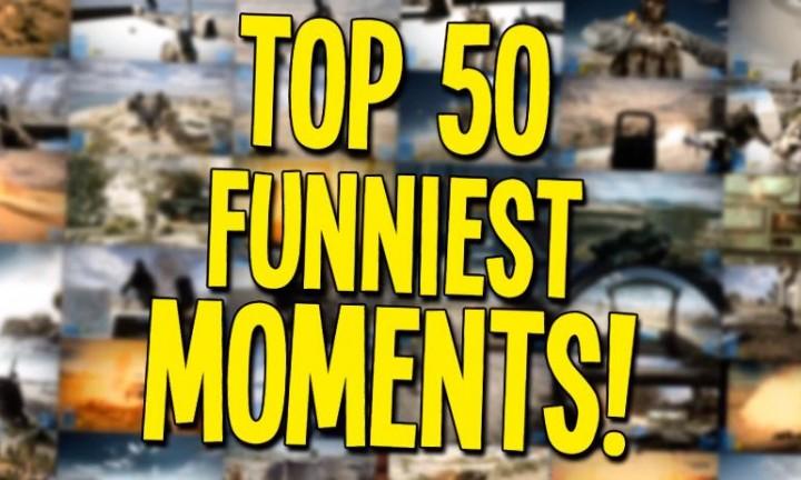 BATTLEFIELD 3:笑い声も最高におもしろい、BF3の笑える瞬間ベスト50!