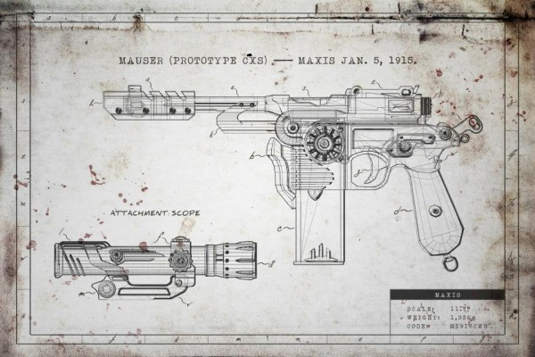 Teases New Zombie DLC Weapon