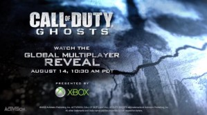 CoD:ゴースト:マルチプレイヤーイベントの告知動画を公開