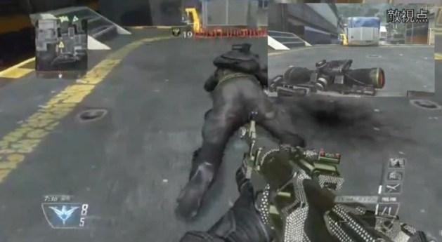 CoD:BO2:キャンパーに屈辱キルの制裁を。天誅下しモンタージュ