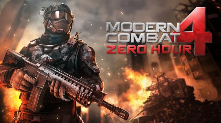 iOS版『モダンコンバット4:Zero Hour』、600円→85円の期間限定セール中