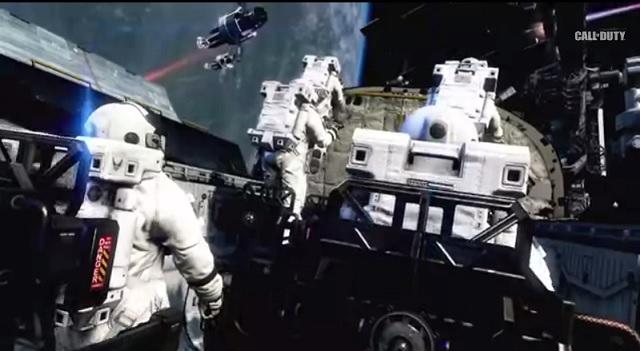 "CoD2016:「超未来の宇宙戦争」に続報、人類が暮らす""巨大宇宙船の内部での戦闘"""