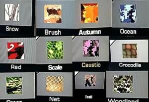 CoD: ゴースト:マルチの全プライマリ武器、迷彩、マップなど大量リーク!!