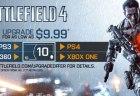 BATTLEFIELD 4:PS3からPS4へ1,000円でアップグレードできるプログラムの詳細を公開、期限は3/28まで