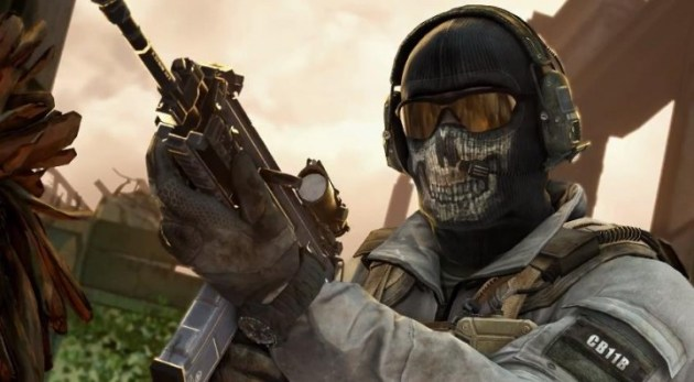 Call of Duty Ghosts - Ghosts Playable Character4