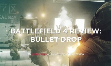 BATTLEFIELD 4:海外レビュー